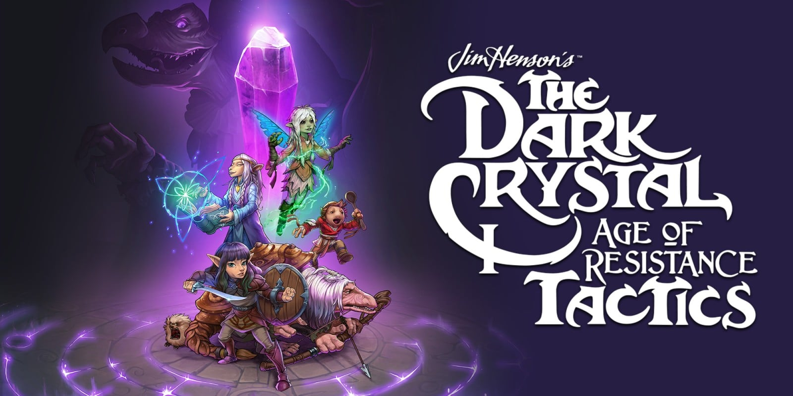 The Dark Crystal: Age of the Resistance Tactics