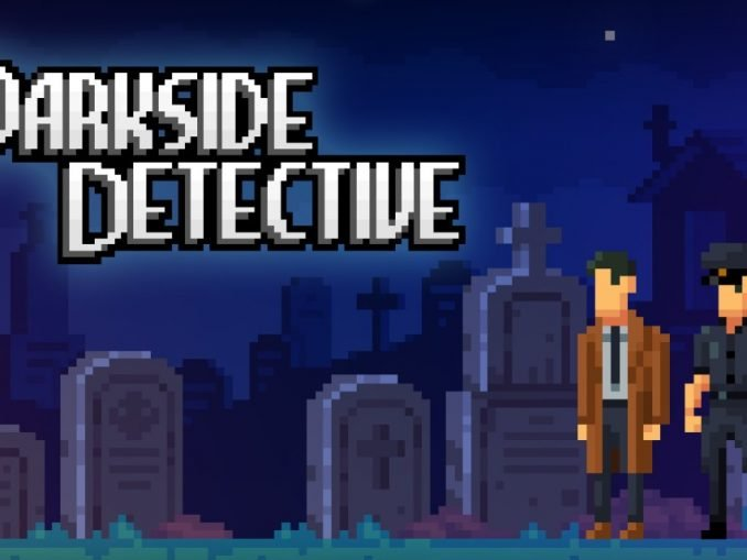 Release - The Darkside Detective