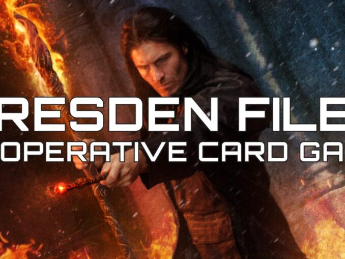 Release - The Dresden Files Cooperative Card Game