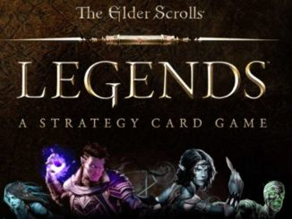 The Elder Scrolls Legends komt