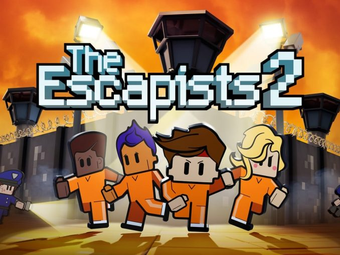 News - The Escapists 2 fysieke release