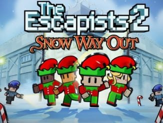 The Escapists 2 Snow Way Out Free DLC Available