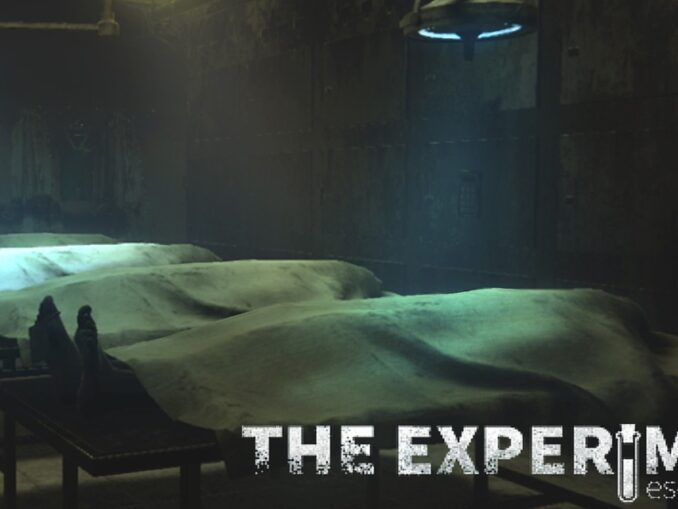 Release - The Experiment: Escape Room