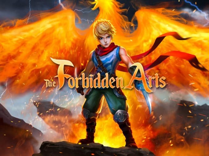 Release - The Forbidden Arts