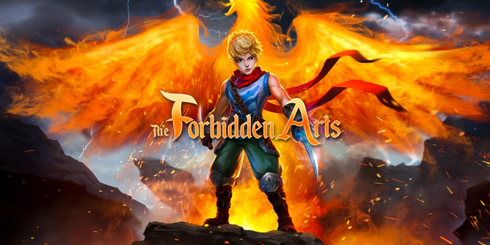 The Forbidden Arts coming 7th August