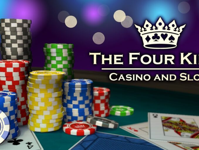 Release - The Four Kings Casino and Slots