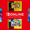 The four new SNES and NES games are available for Nintendo Switch Onlinemembers