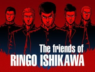 Release - The friends of Ringo Ishikawa