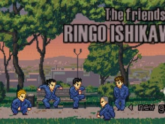 The Friends Of Ringo Ishikawa komt