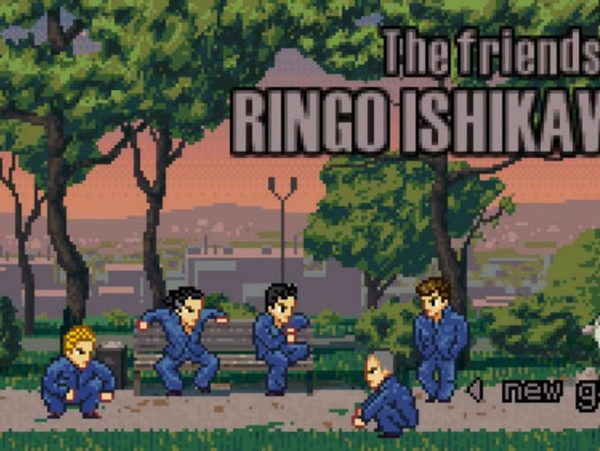 News - The Friends Of Ringo Ishikawa komt