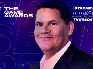 The Game Awards 2019 – Reggie Fils-Aime is present(ator)