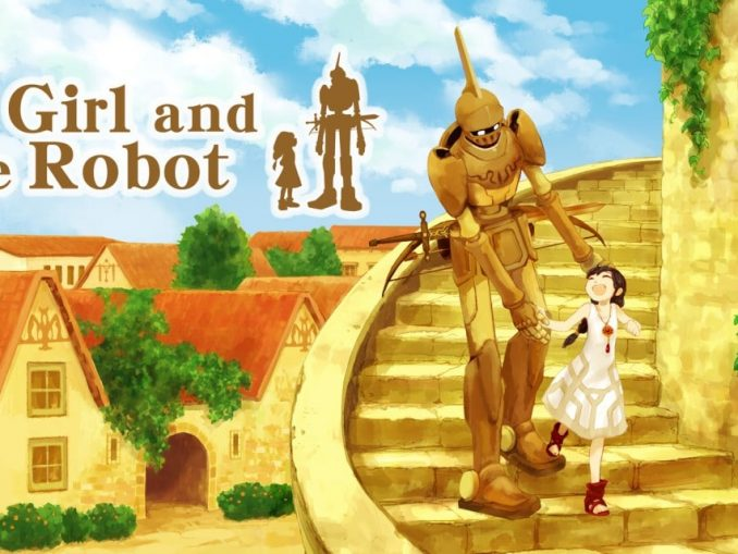 Release - The Girl and the Robot