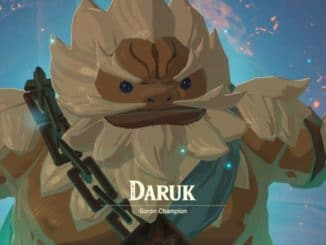 The Goron look in Breath Of The Wild