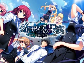 THE GRISAIA TRILOGY
