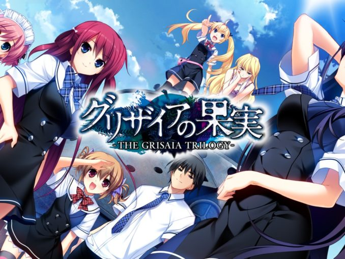 Release - THE GRISAIA TRILOGY