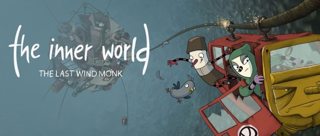 The Inner World – The Last Wind Monk