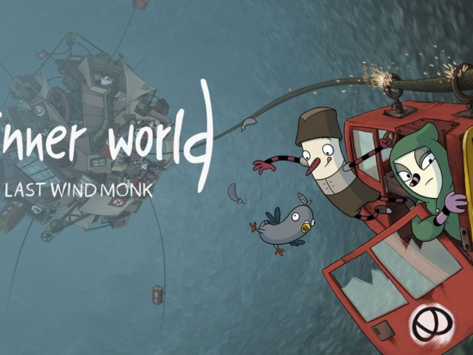 Release - The Inner World – The Last Wind Monk
