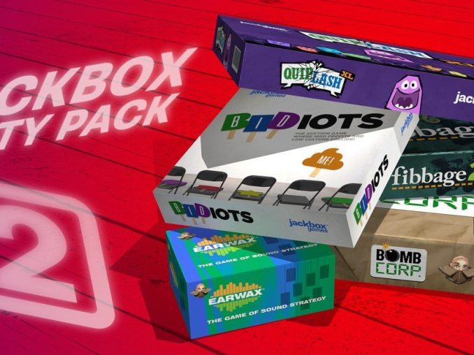Release - The Jackbox Party Pack 2
