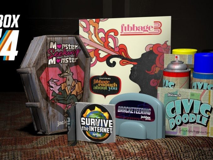Release - The Jackbox Party Pack 4