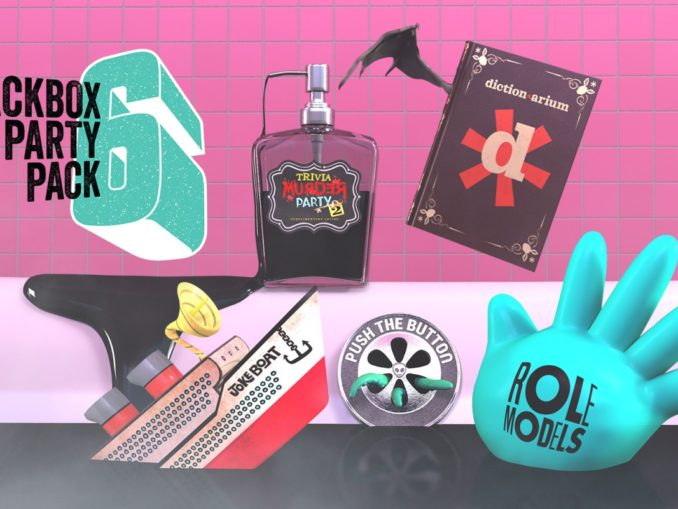 Release - The Jackbox Party Pack 6