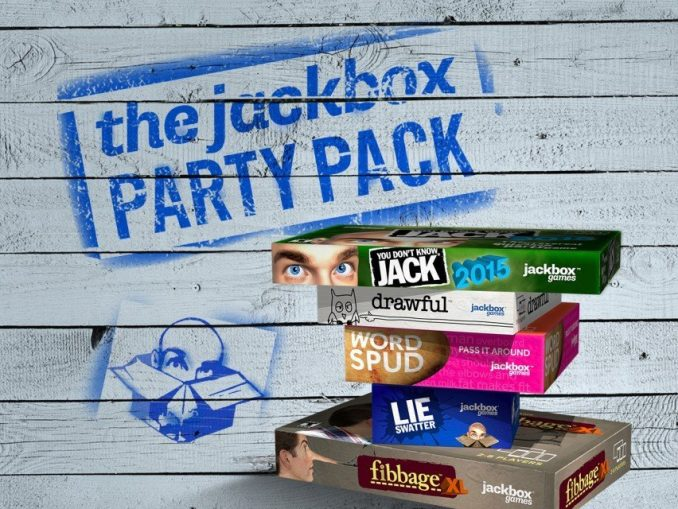 Release - The Jackbox Party Pack