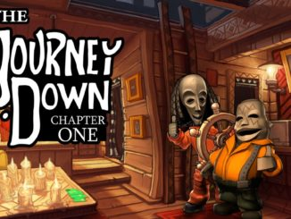 Release - The Journey Down: Chapter One