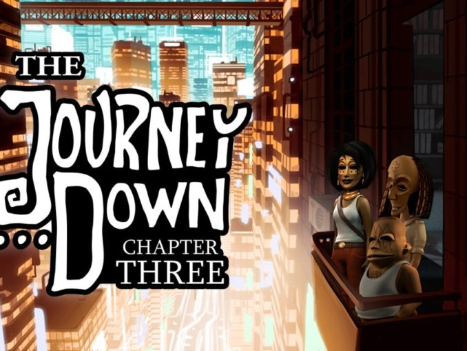Release - The Journey Down: Chapter Three
