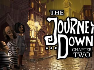 Release - The Journey Down: Chapter Two