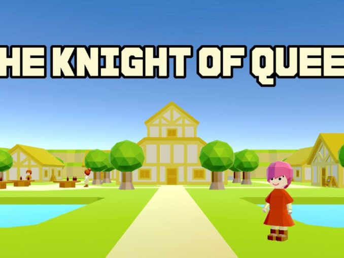 Release - THE KNIGHT OF QUEEN