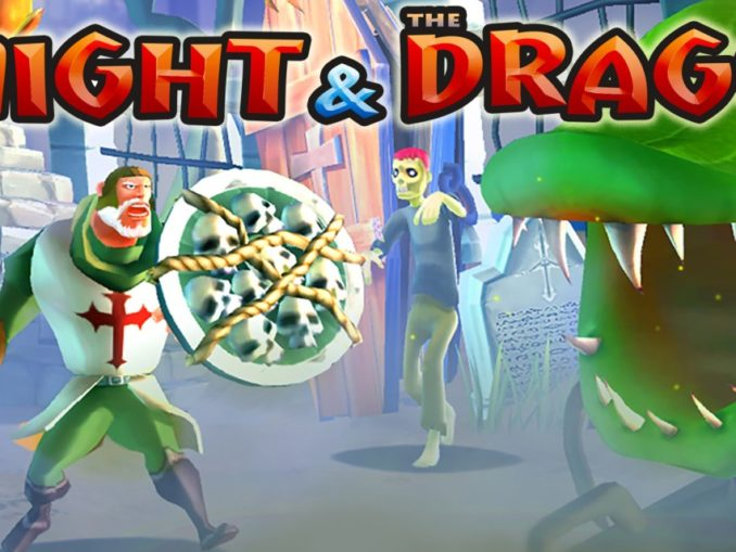 Release - the Knight & the Dragon