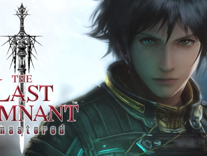 Release - THE LAST REMNANT Remastered