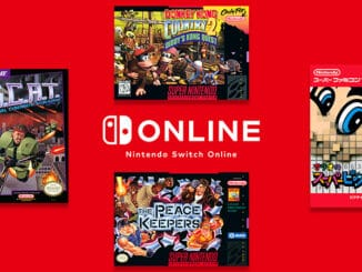 The latest NES and SNES games are now available for Nintendo Switch Online members