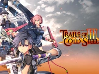 The Legend of Heroes: Trails of Cold Steel III – 82% kleiner op Nintendo Switch