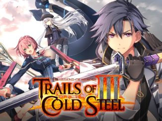 The Legend of Heroes: Trails Of Cold Steel III – Demo beschikbaar