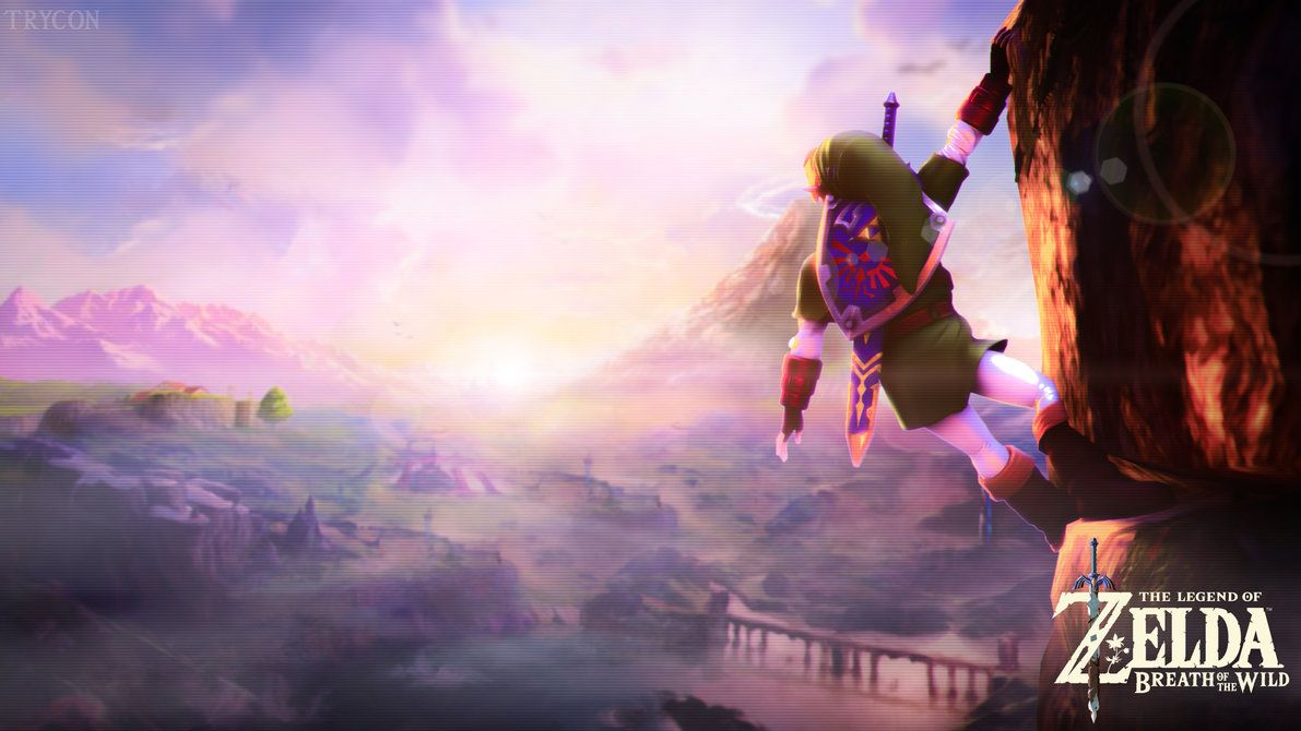 how to get zelda breath of the wild on pc