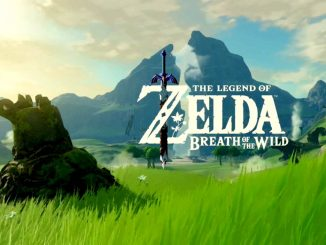 The Legend of Zelda: Breath of the Wild over a million in Japan