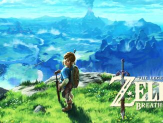 The Legend Of Zelda: Breath Of The Wild – Sold 20+ million copies worldwide