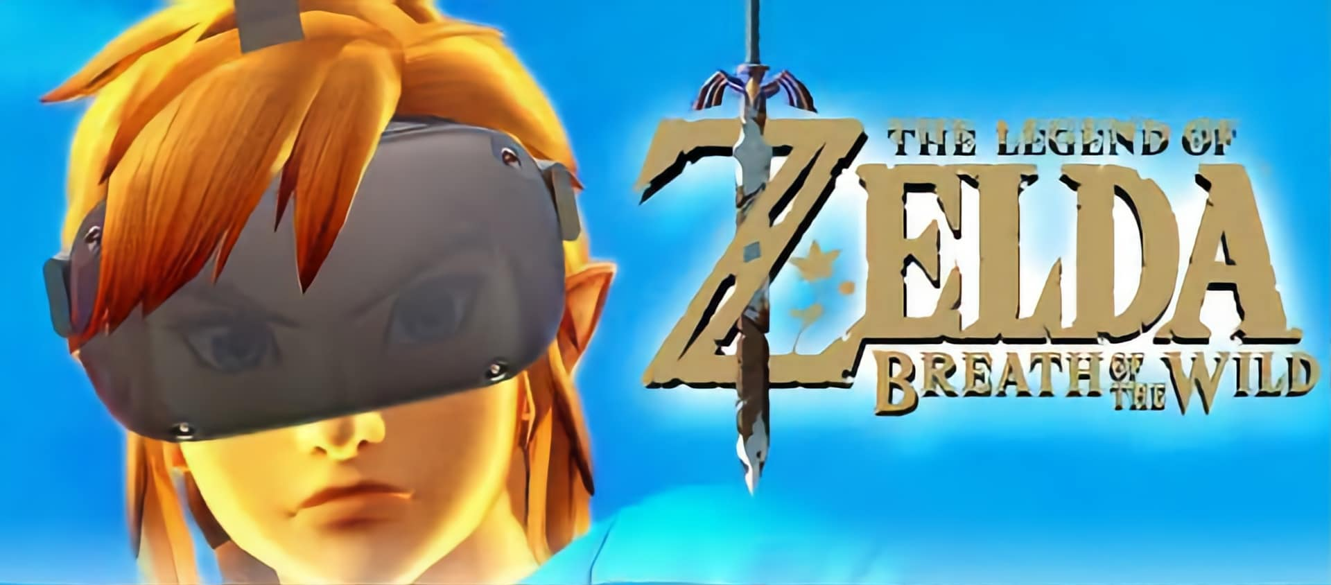 The Legend Of Zelda: Breath Of The Wild – Virtual Reality … op PC