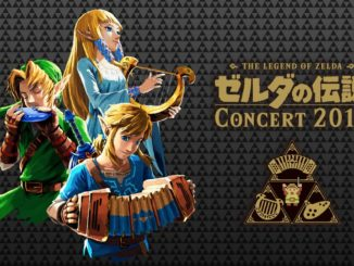 The Legend Of Zelda Concert 2018 aangekondigd