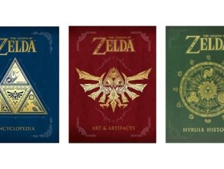 The Legend of Zelda Encyclopedia trailer