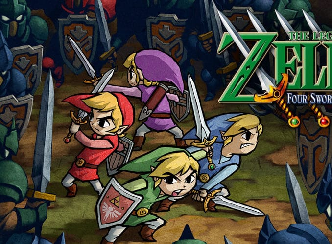 Release - The Legend of Zelda: Four Swords Adventures