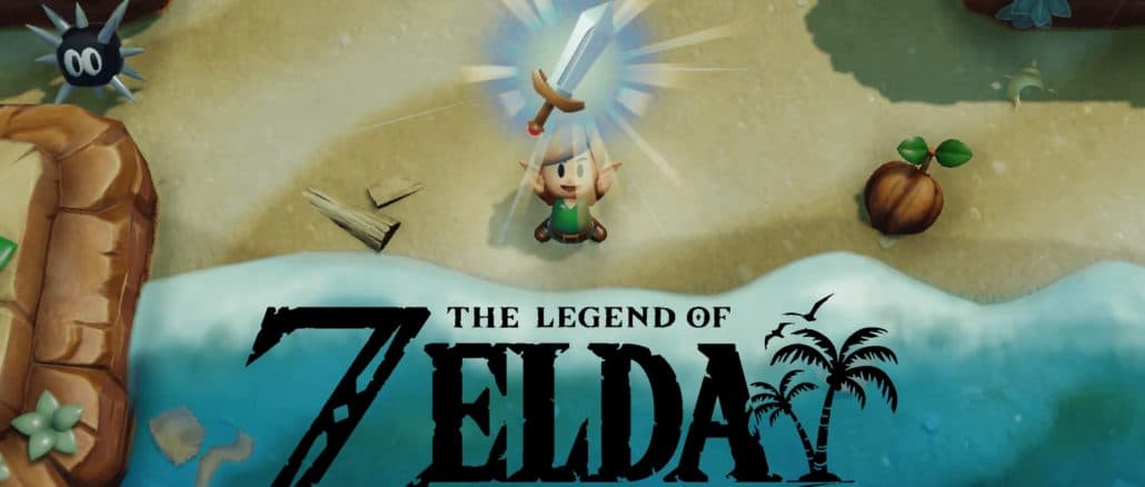 The Legend Of Zelda: Link's Awakening – 430,000 exemplaren in Europa in 3 dagen