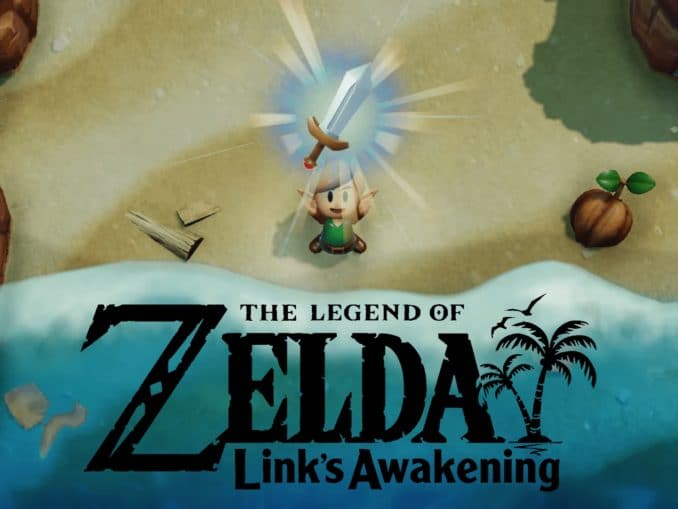 Nieuws - The Legend Of Zelda: Link's Awakening – 430,000 exemplaren in Europa in 3 dagen