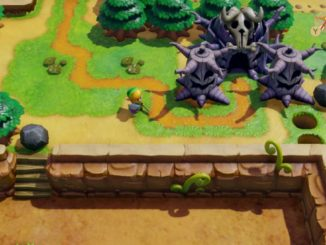 The Legend Of Zelda: Link's Awakening – Blur effect verwijderd door modders