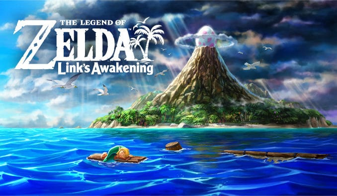 Geruchten - The Legend Of Zelda: Link's Awakening – Multiplayer?