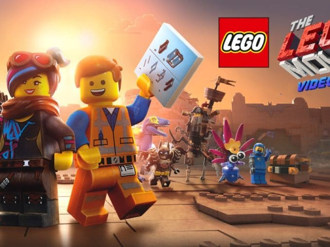 Release - The LEGO Movie 2 Videogame