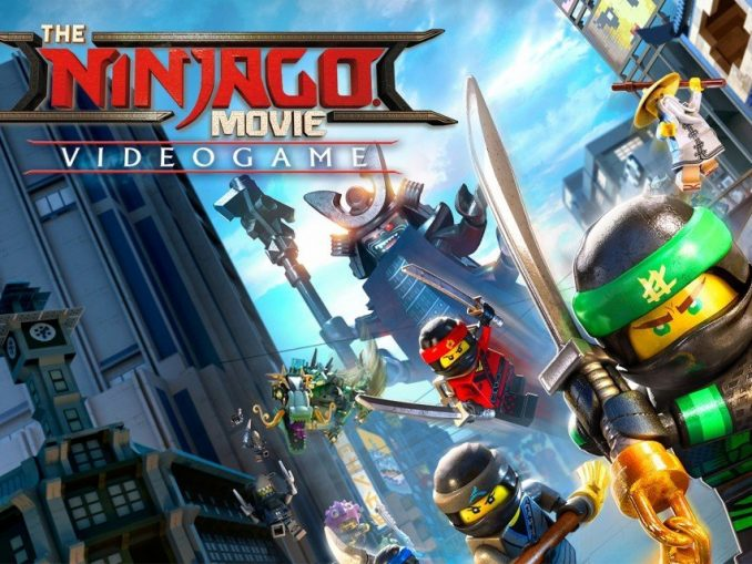 Release - The LEGO® NINJAGO® Movie Videogame