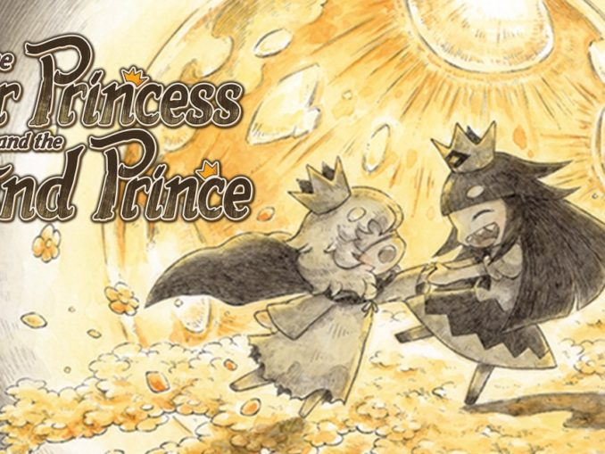 Release - The Liar Princess and the Blind Prince