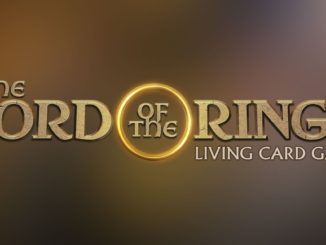 Release - The Lord of the Rings: The Living Card Game