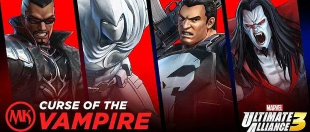 The Marvel Knights have joined Marvel Ultimate Alliance: The Black Order